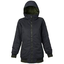409fac90f8 BURTON ULTRA COOL Women s MOSSEY MAZE Snow Jacket - True Black - Medium -  NWT