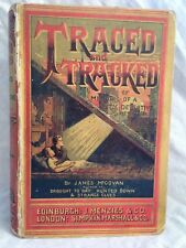 James McGovan - Traced and Tracked, Memoirs of a City Detective - Edinburgh 1886