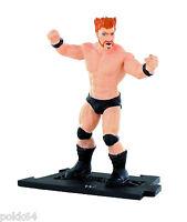 WWE Wrestling 7 figurine : John Cena Sheamus Big Show The Rock Daniel Bryan 8 cm