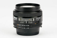 24mm Nikon NIKKOR Kamera-Objektive