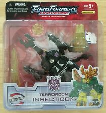 Transformers Terrorcon Insecticon Universe Hasbro new in box 2005 Decepticon