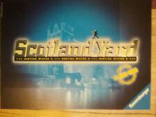 Scotland Yard Gesellschaftsspiele aus Kunststoff für 3 Spieler