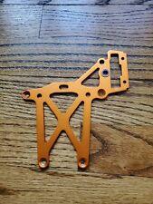 HPI/Rovan Baja 5b SS part-Rear upper plate w/ flanged bearing for brake cam. NEW