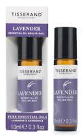 Tisserand LAVENDER Aromatherapy Pulse Point Essential Oil ROLLER BALL 10ml