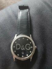 Mens Dolce Gabbana Watch