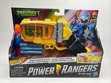 Nerf Power Rangers Beast Morphers Striker Morpher Blaster Hasbro New Christmas