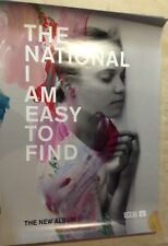 The National New Album Poster For I Am Easy To Find