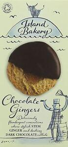 Island Bakery Organic Chocolate Gingers 150g