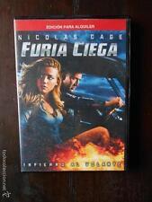 DVD FURIA CIEGA -EDICION DE ALQUILER - NICOLAS CAGE (4E)