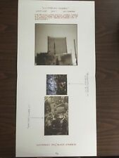 GODSPEED YOU BLACK EMPEROR LUCIFERIAN TOWERS POSTER CONSTELLATION RECORDS