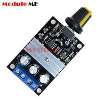 3A DC 6V 12V 24V 28V PWM Motor Speed Control Switch Controller Module MO