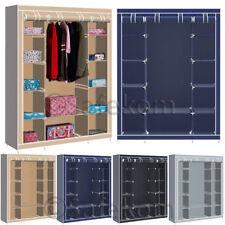 Canvas Wardrobes with 3 Doors