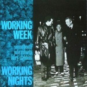 WORKING WEEK  LP  WORKING NIGHTS  Virgin V2343