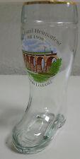 Bierstiefel Glasstiefel Saufstiefel Party-Gag**Viadukt Leubnitz Schulfest 1998