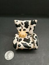Take A Seat by Raine Co. Miniature Cow Chair