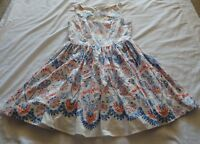 Ladies Size 10  HOT OPTIONS  Cotton Party  DRESS with tulle great condition