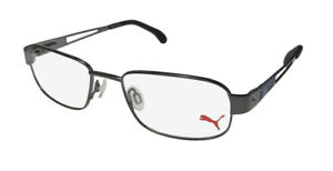 NEW PUMA 15417 COLOR COMBINATION COLLECTIBLE HIP EYEGLASS FRAME/EYEWEAR/GLASSES