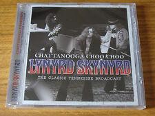 CD Album: Lynyrd Skynyrd : Chattanooga Choo Choo Live Tennessee & LA 1975 Sealed