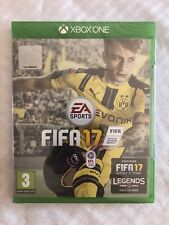FIFA 17 XBOX ONE (GCAM RATING) NEW AND SEALED (B49j)