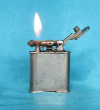 "Very Rare Vintage 1930's English ""Polo U*L"" Lift-arm Lighter. Working!"