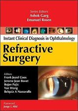 Refractive Surgery (Instant Clinical Diagnosis in Ophthalmology), , .,, Nassaral