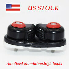 1pcs Boat Cam Cleat Ball Bearing Fast Entry For Dia.10-14mm Rope Sailboat Kayak