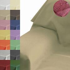 Brilliant Tagesdecke Sofaüberwurf Größe & Farbe auswählbar UNI