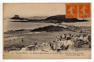 A1038) FRANCE 1920s PC Le Grève de Bon Secours