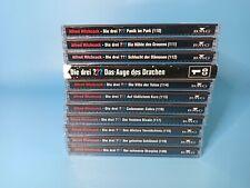 Die drei ??? 110-120 Hörspiel CD Sammlung - Hörbuch Set