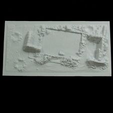 AIRFIX FORWARD COMMAND POST VAC FORMED BASE ONLY NEW 1/76