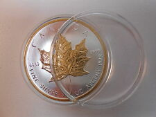 25 Airtite Coin Capsule Holders for Canadian 1 oz Silver Maple Leaf, 38mm