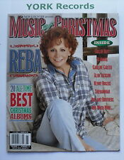 NEW COUNTRY MAGAZINE - Music of Christmas 1996 - Reba McEntire / Collin Raye