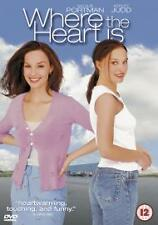 Where The Heart Is [DVD] [2000] DVD, Very Good, Matt Williams, Laura House,Ray P