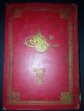 Ottoman Turkish History Musavver Seyf ve Kalem Nice Bound