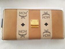Mcm portemonnaie Damen beige