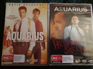 Aquarius : Season 1 and season 2