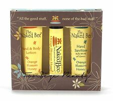 The Naked Bee Mini Gift Package Orange Blossom Honey Holiday Gift