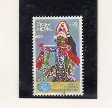 Nepal Folklore Costumbres Populares Serie del año 1980 (CT-563)