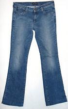 AJ Armani Indigo Series 8  W29 L34  Ladies Blue Denim Jeans