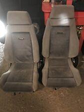 FORD ESCORT RS TURBO RECARO SEATS 90 SPEC INTERIOR