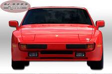 KBD Polyurethane Front Bumper Lip 83-89 Fits Porsche 944 Non-Turbo 37-2095