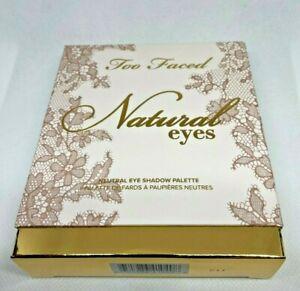 TOO FACED NATURAL EYES Neutral Eye Shadow Palette  NIB