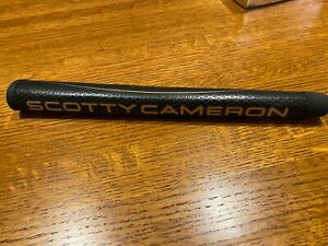 "New Scotty Cameron Matador Midsize Grip 11"" Black"