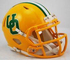 OREGON DUCKS NCAA THROWBACK Revolution Speed Mini Football Helmet