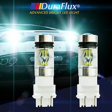 DuraFlux 3157 3156 4114 100W High Power LED Backup Reverse Light Bulb 1500LM US