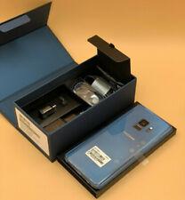 SAMSUNG GALAXY S9 G960 ORIGINAL AZUL LIBRE+ GARANTIA +CAJA+ ACCESORIOS
