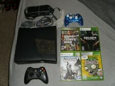 Xbox 360 Console, 320GB Console,2 Controllers,4 Games,HDMI Compatible VERY NICE!