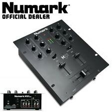 Numark M101 USB 2 Channel All-Purpose Rack Mountable Club Party DJ Mixer (Black)