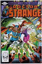 Doctor Strange 54 Vol 2 Marvel Comics Roger Stern J.M DeMatteis Paul Smith