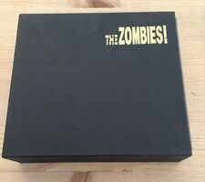 The Zombies - Rare Razor records 3 X CD box Set - Odessy & oracle, 5 Live...